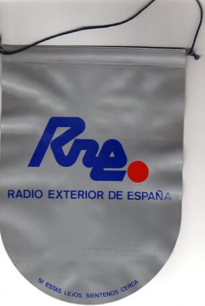 RNE RADIO EXTERIOR DE ESPAÑA(スペイン)のペナント