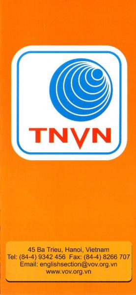 TNVN Voice of Vietnam English Section