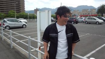 そわそわ日田のおじさん