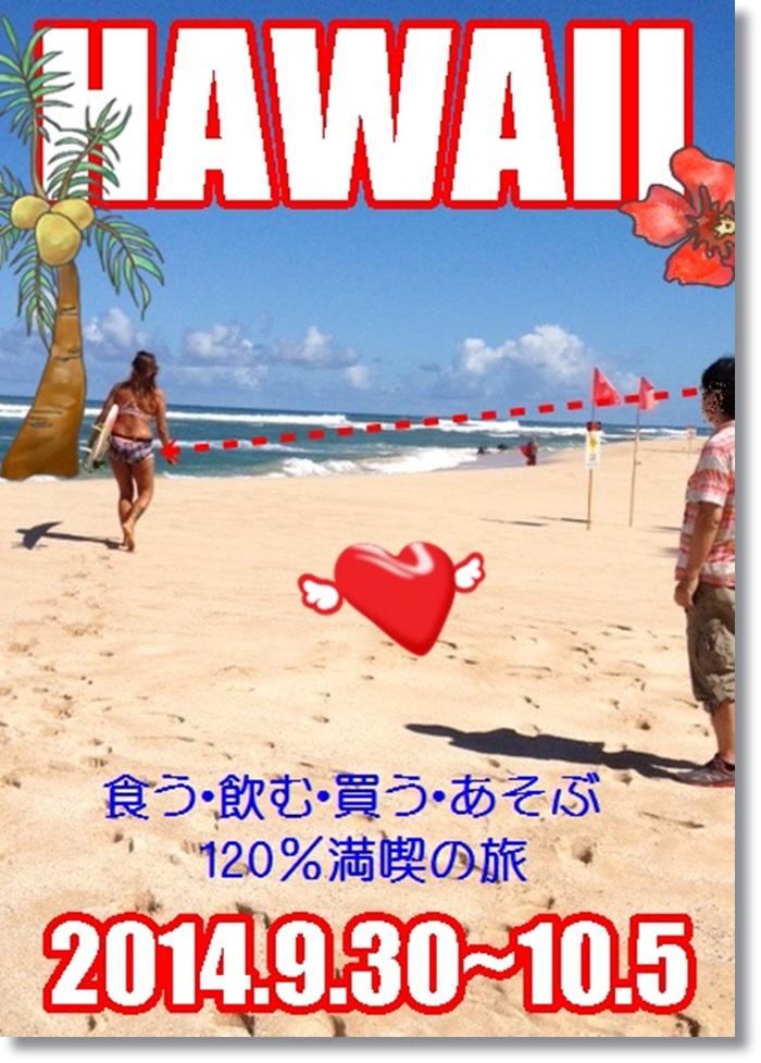 hawaiiタイトル