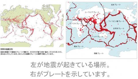 特別投稿「地震リスクは考えておこう」の図表