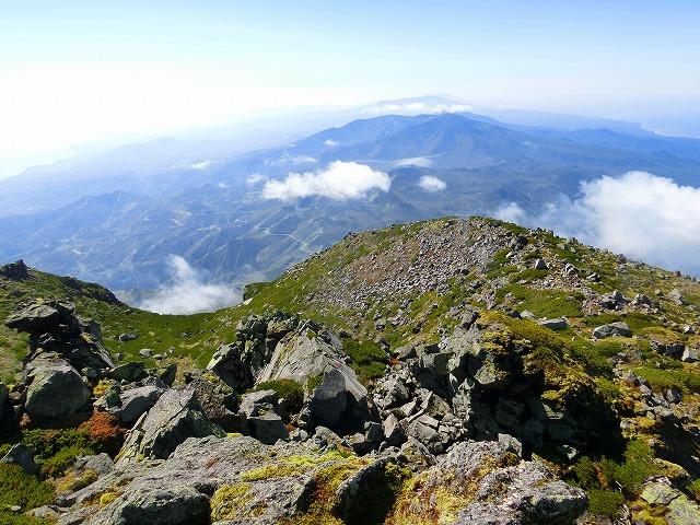 斜里岳方面 (2)
