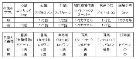 0731長女お薬明細5