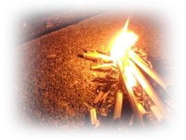 0813迎え火