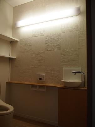 佐藤様邸トイレ1
