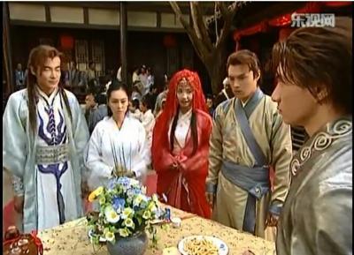 四娘の婚礼
