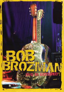 BOB BROZMAN DVD