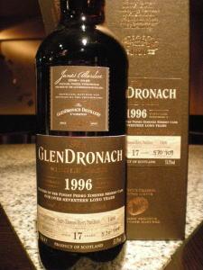グレンドロナック 1996
