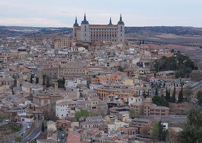 スペインの旅トレド-7