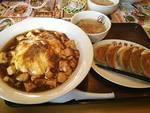 8.21麻婆豆腐天津飯