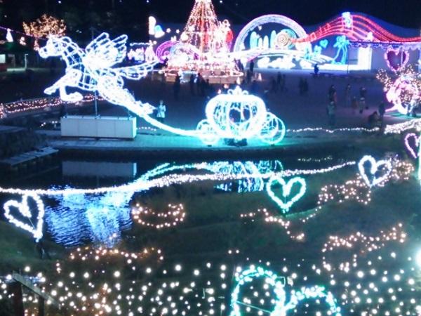 11月22日広島イルミネーション3