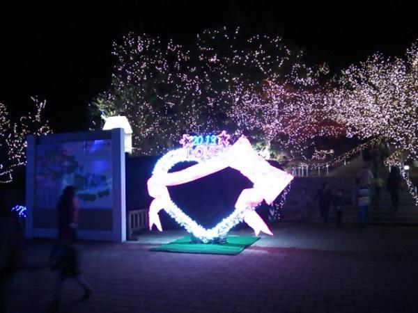 11月22日広島イルミネーション2