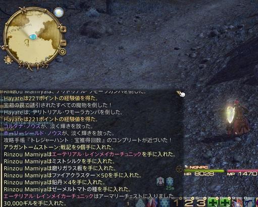 隠された地図G1