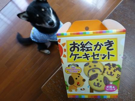お絵かきケーキセット3