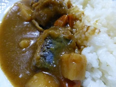 信田缶詰サバカレー15