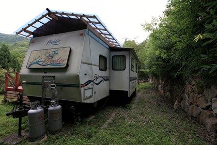 山水園トレーラーハウス11