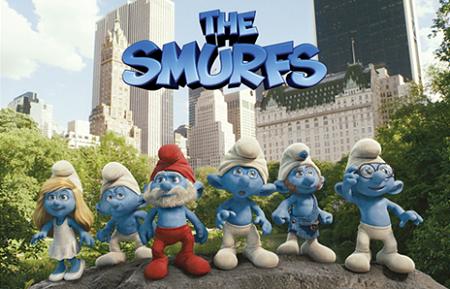 THE SMURFS4