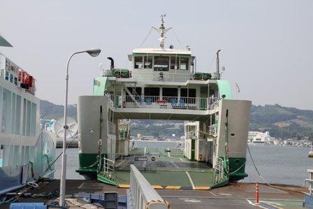 前島フェリー16