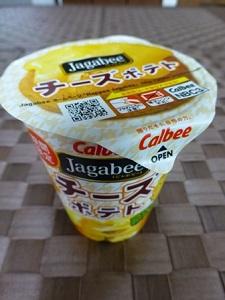 Jagabeeチーズポテト2