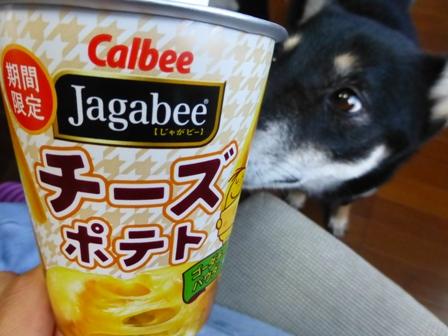 Jagabeeチーズポテト8