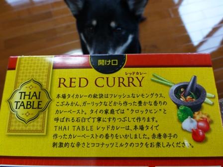 THAI TABLEレッドカレー2