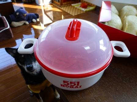 551蓬莱豚まんレンジセイロセット10