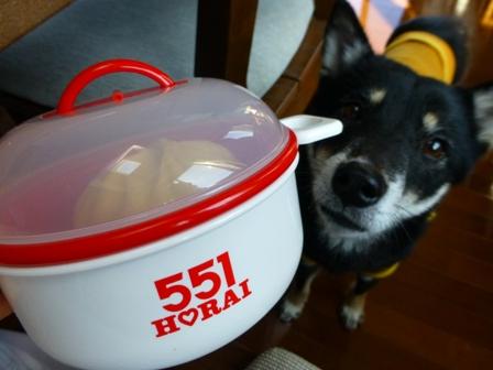 551蓬莱豚まんレンジセイロセット15