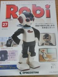 s-ロビ27号組立