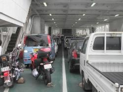 CBR250R九州一周ツーリングの旅9日目36