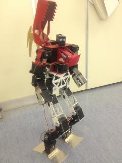 ぐれん。 ロボットモード