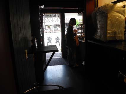 旧軽ロータリーのカレーパン屋さん