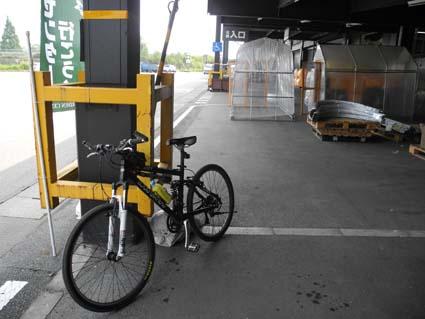 真夏のサイクリング1