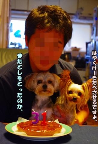パパの誕生日④