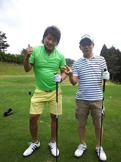 木下さんゴルフ