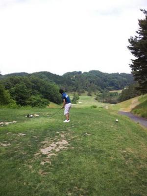 店長ゴルフ
