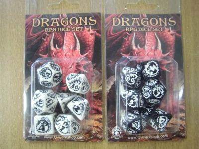 ドラゴンダイス7個セット