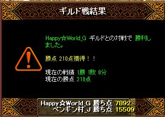 6月9日Happy☆World