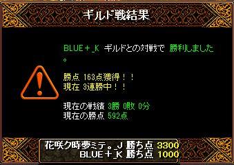 6月24日ブルー