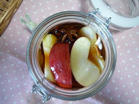 リンゴとアニスP1260135