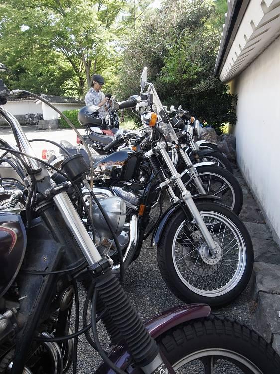 忍城 駐車場-s