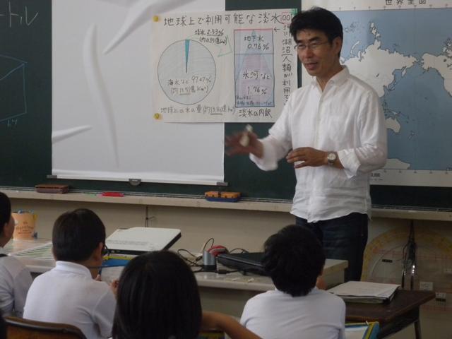 緑の授業1