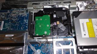 MAC024HD取り付け完了