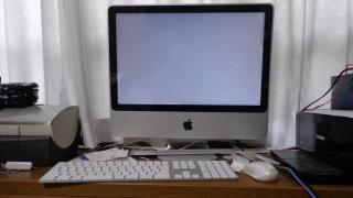 I-MAC HD認識不良