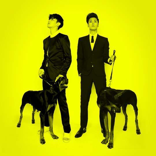 A lovely group, TVXQ no.2-二匹