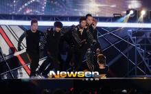 A lovely group, TVXQ no.2-newsen1