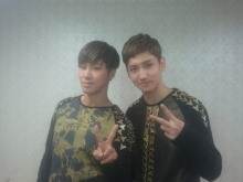 A lovely group, TVXQ no.2-ミューバン
