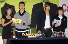 A lovely group, TVXQ no.2-newsen9