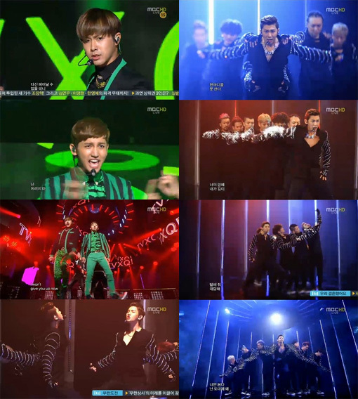 A lovely group, TVXQ no.2-スイカ