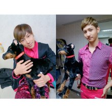 A lovely group, TVXQ no.2-犬2