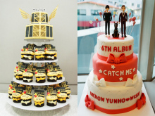 A lovely group, TVXQ no.2-cake2種